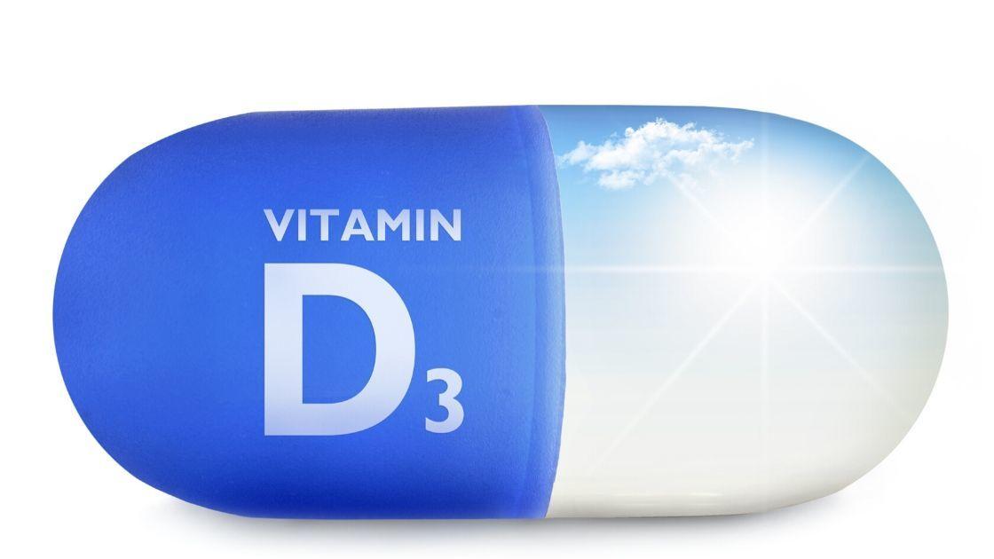 Vitamin D Tablette