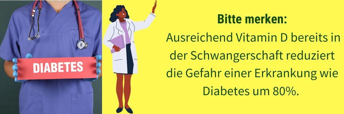 Vitamin D gegen Diabetes