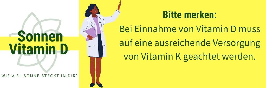Vitamin K und Vitamin D