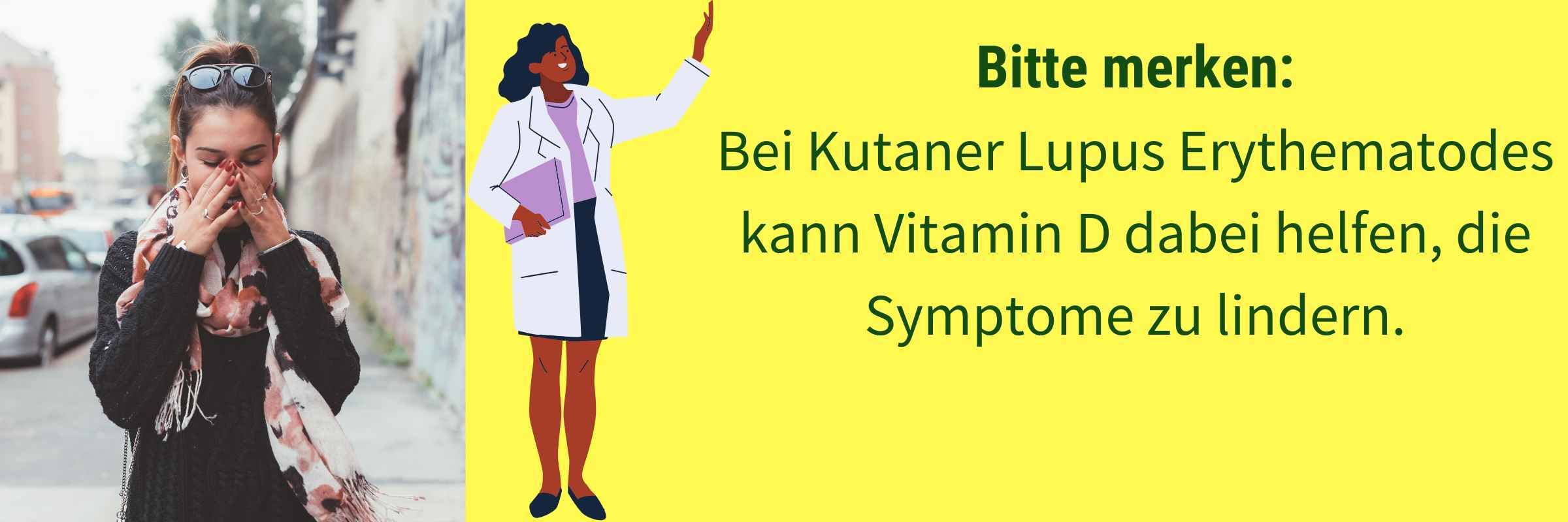 Vitamin D Kutaner Lupus Erythematodes