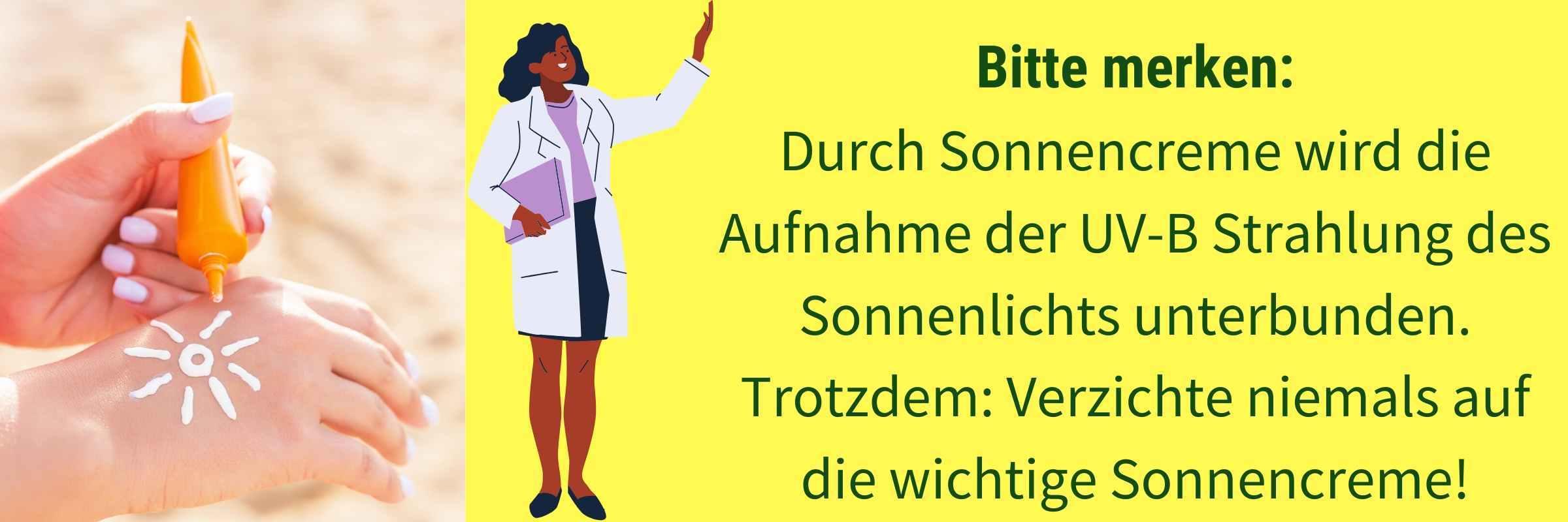 Vitamin D Hautkrebs