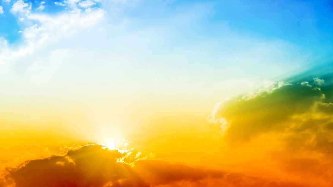 Titelbild Vitamin D Sonne