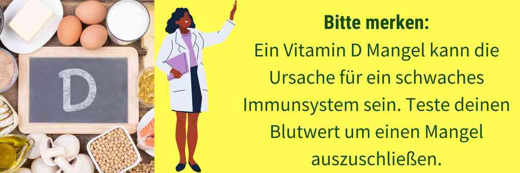 Vitamin D Immunsystem