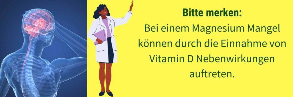 Vitamin D Nebenwirkungen
