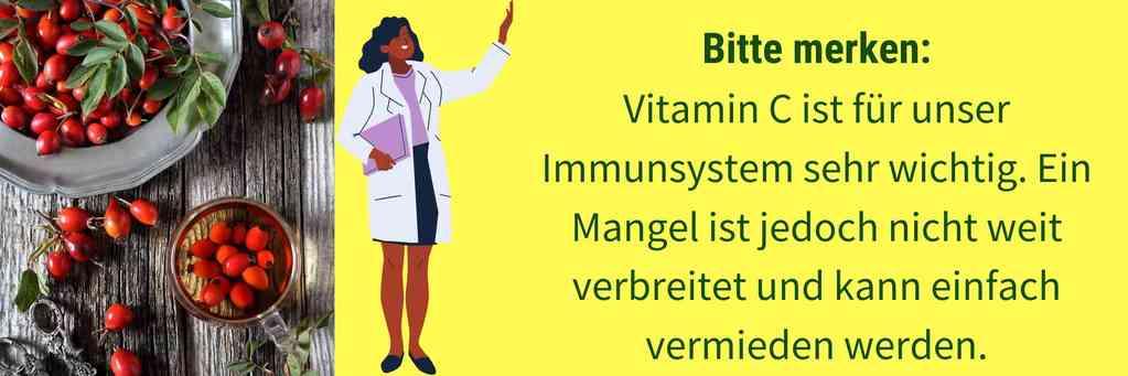 Vitamin C Immunsystem