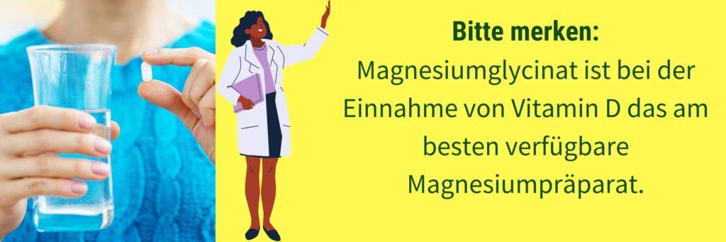 Bestes Magnesium Praeparat