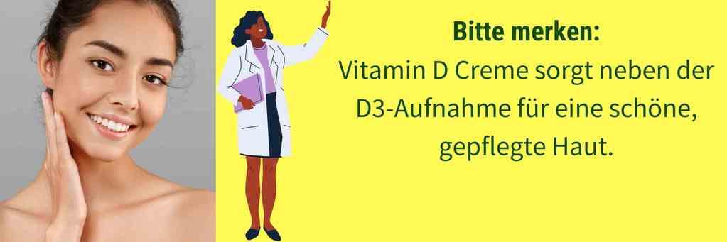 Vitamin D Creme