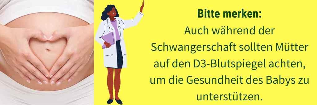 Vitamin D Schwangerschaft