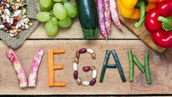 Titalbild Vitamin D Vegan