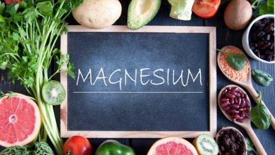Magnesium Titelbild