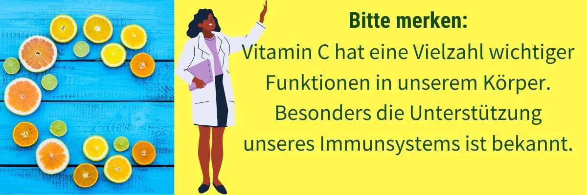 Vitamin C Überblick
