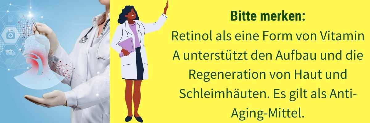 Wirkung Retinol