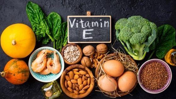 Titelbild Vitamin E
