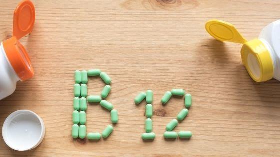 Titelbild zu viel Vitamin B12