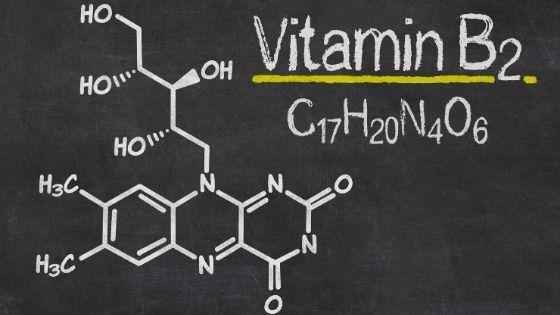 Titelbild Vitamin B2