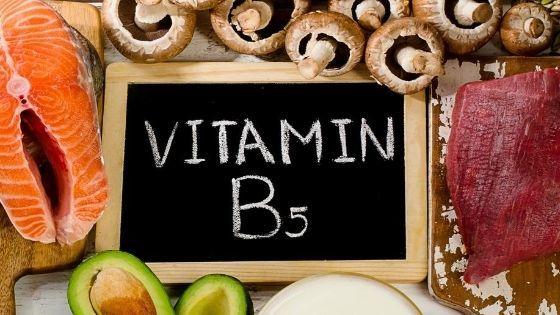 Titelbild Vitamin B5