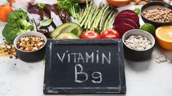 Titelbild Vitamin B9