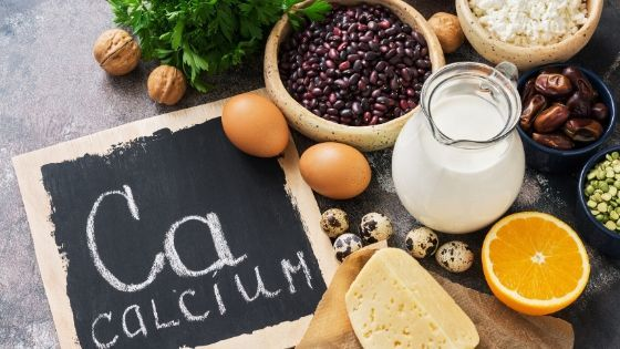 Titelbild Vitamin D Calcium