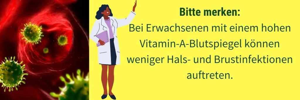 Vitamin A Mangel Infektion
