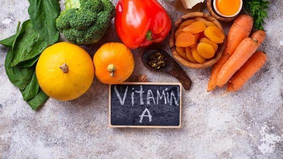 Titelbild Vitamin A
