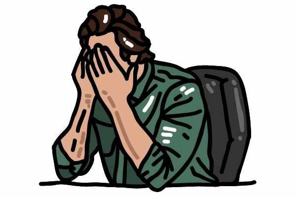 Symptome Nervosität