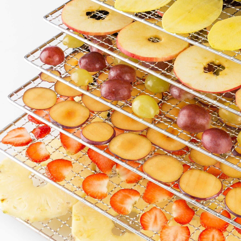 gedörrte Früchte