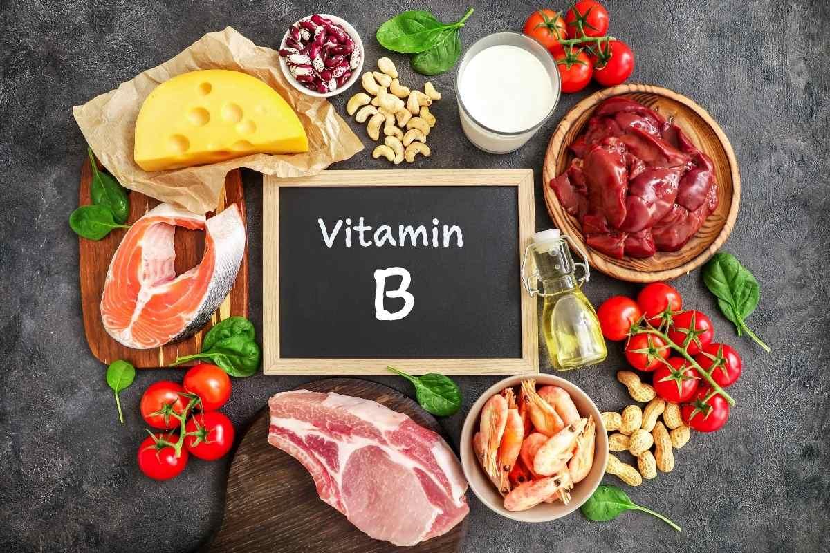 Vitamin B macht glücklich